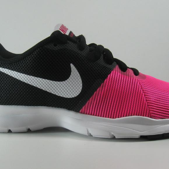 6685727eb91917 NIKE Girls Flex Bijoux (GS) Cross Trainer Shoes